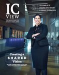 cover image for the Fall 2017 issue of ICView magazine