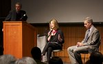 Jeff Cohen with Naomi Klein and David Sirota