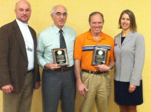 Kent Scriber Award Winners