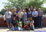 Members of Summer Research '06 at Ithca College Chemistry Department