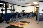 New Ceracche Center weight room equipment