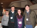 IC students at Religion & Culture Conference in Syracuse, NY