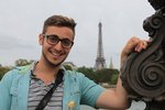 Robert Mantell '18 fulfills his dream of studying in Paris