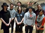 SPRING 2015 students at the Smithsonian Design Museum