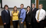 Student-faculty colloquium presenters