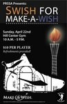 Swish for Make-A-Wish Basketball Tournament