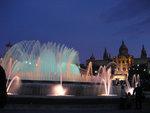 The Fountain Show at Plaza España