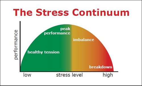 The Stress Continuum Stress Continuum Center For