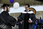Tony Kushner at Commencement