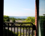 View of Cayuga Lake from Garden 28