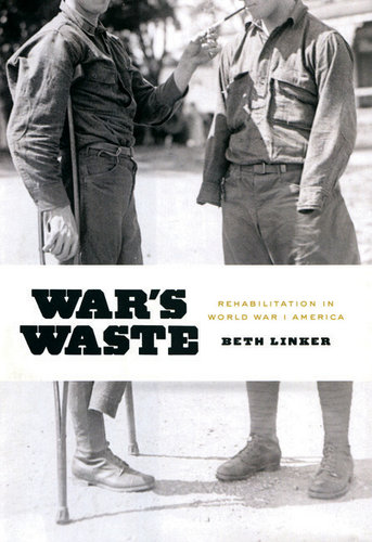 War�s Waste: Rehabilitation in World War I America