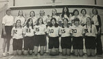 The 1972 Ithaca College Women's basketball team.