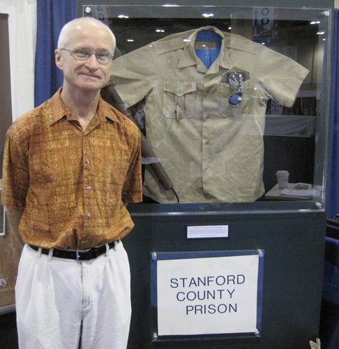 an analysis of the topic of the stanford prison study by phillip zimbardo Philip zimbardo led a study known as the stanford prison experiment, in which he randomly assigned subjects to act as either prisoners or guards for two weeks due to the brutal actions of the guards to keep the prisoners in line.