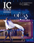 cover image for the fall 2016 issue of ICView magazine
