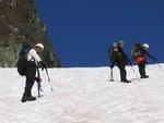 Climbing Mount Daniel