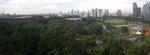 panoramic view of Jakarta, Indonesia