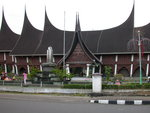 local architecture, Padang, Indonesia