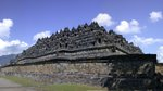 Buddhist temple, Borobodur, Indonesia