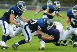 Ithaca Athletes Score On Field and Off - Fuse - Ithaca College