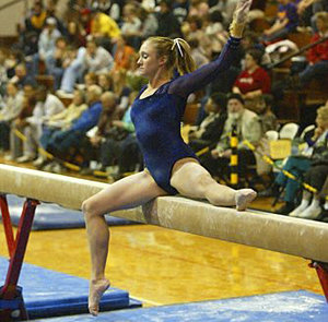 Ithaca Women's Gymnastics