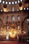 Suleymaniye, Interior