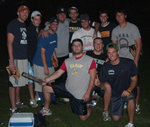Men's Semi-Pro Softball Champions- Outlaws