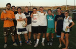 Co-Rec Outdoor Soccer Champions- Team Awesome
