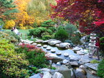 Japanese-Style Garden at Hillwood