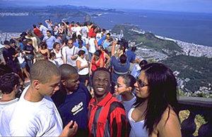 MLK scholars in Brazil