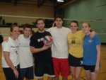 6v6 Volleyball Co-Rec Pro Champions - Sets On The Beach