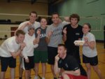 6v6 Volleyball Co-Rec SemiPro Champions - Tater Tots