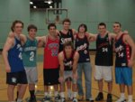 5v5 Basketball Men's SemiPro Champions - Suburban Legends