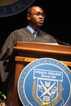 Ceremony: Cornell Woodson '09