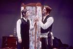 Aly Friedman and Dan Weisman in Yentl