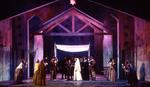 The wedding scene in Yentl