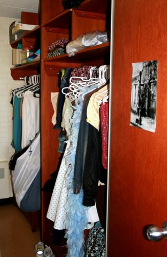 Dressing Room Closet Garden Apartments Residential Life Student Affairs And Campus Life