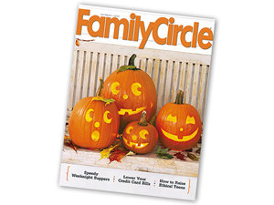 October 2009 issue of Family Circle