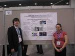 Nita Norasatheporn (Master of Arts of Teaching Chemistry '09) and Joshua Thomas (Chemistry '10) at ACS National Meeting