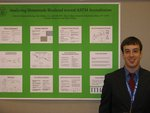 Jonathan Hershenson (Chemistry '09) at American Chemical Society National Meeting at New Orleans, LA in March 2008
