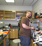 Thomas Polson (Chemistry '05) is working at AZ  Electronics, Somerset, NJ.