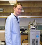 Ryan King (Chemistry '06) in Ph.D. program at Cornell University.