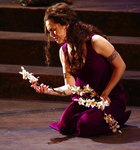 Lucretia in Rape of Lucretia