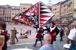 Parade of the Contrada della Civetta, Siena