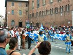 Parade of the Contrada dell'Onda