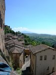 Tuscan hill town of Montepulciano