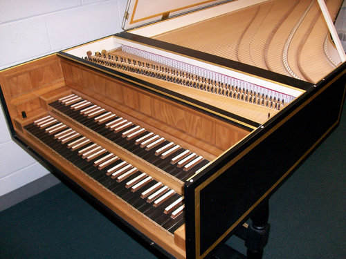 Organs and Harpsichords at Ithaca College - Jean Radice ...