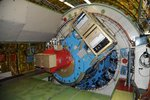 FORCAST installed on the SOFIA telescope (Photo by George Gull).