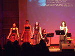 Galeet and dancers
