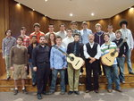 Ithaca College guitar studio