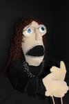 Puppet Self Portrait